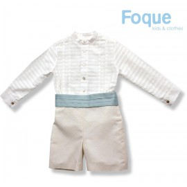 Foque Summer Boy Set Ceremony