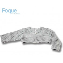 Baby Girl Jacket Foque