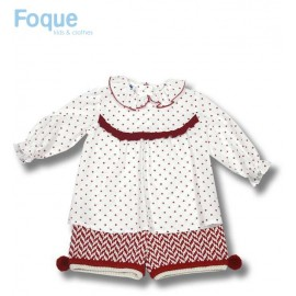 Baby Girl Set Bamboo Foque
