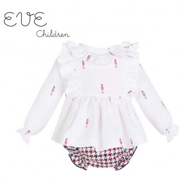 Eve Children Winter Baby Girl Set British