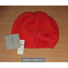 Cesar Blanco Winter Girl Hat Watermelon