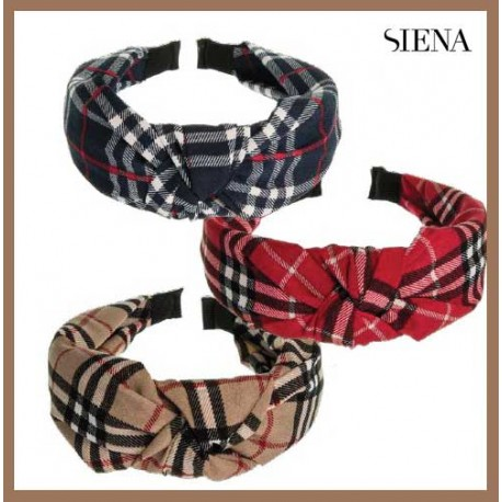 Siena Girl Diadem Scottish Squares