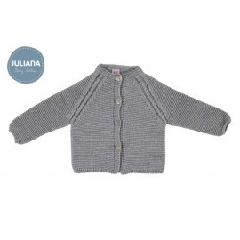 Juliana Winter Baby Boy Gray Jacket