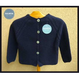 Juliana Winter Baby Boy Navy Jacket