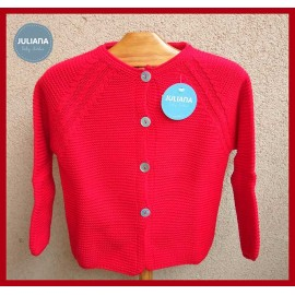 Juliana Winter Baby Boy Red Jacket
