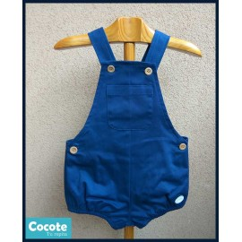 Cocote Winter Baby Boy Romper Dark Blue