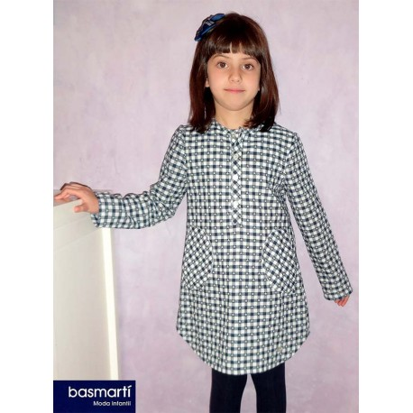 Basmartí Winter Girl Dress Glasgow Stars