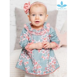 Sardon Winter Baby Girl Set Samantha
