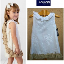 Basmartí Summer Girl Dress Estoril Straight