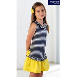 Basmartí Summer Girl Dress Funchal Low Waist