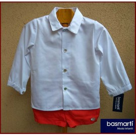 Basmartí Summer Baby and Boy Set Aveiro