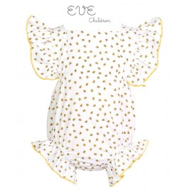 Eve Children Summer Baby Girl Romper Bee