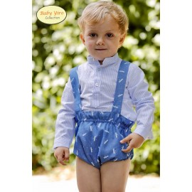 Baby Yiro Summer Baby Boy Set Dragon Flies