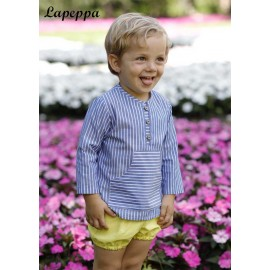 Lapeppa Summer Boy Set Blue and Yellow