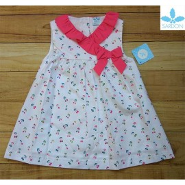 Sardon Summer Baby Girl Dress Esmeralda