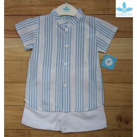 Sardon Summer Baby Boy Set Gabriela