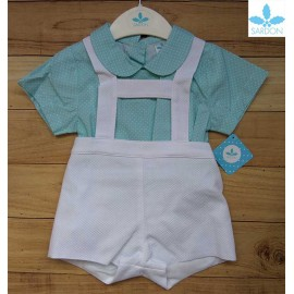 Sardon Summer Baby Boy Set Patricia