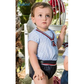 Babiné Summer Baby Boy Set Nautical