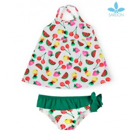 Sardon Summer Girl Swim Set Ibiza Fruits