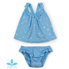 Sardon Summer Girl Swim Set Stars