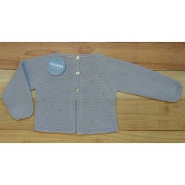 Juliana Summer Baby Boy Gray Jacket