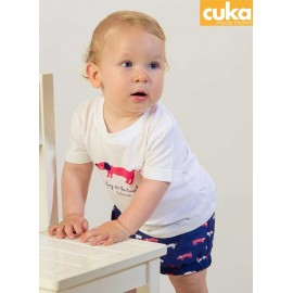 Cuka Summer Baby Boy Set Uruguay