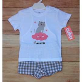 Cuka Summer Baby Boy Set Miami